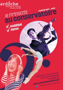 Le Conservatoire Ardèche musique et Danse fait sa rentrée